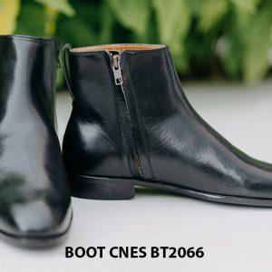 Giày tây Boot cổ cao đơn giản CNES BT2066 001