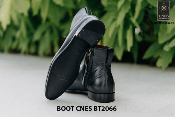Giày tây Boot cổ cao đơn giản CNES BT2066 002