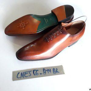 [Outlet size 44] Giày tây nam đơn giản Oxford Cnes CNS56 002