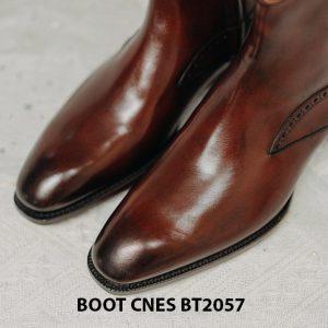 Giày Boot dây kéo nam CNES BT2057 008