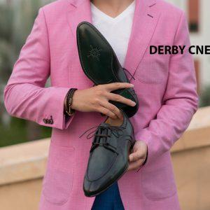 Giày tây nam buộc dây Derby CNES DB2041 003