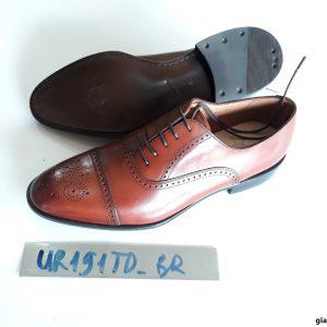 [Outlet size 43] Giày tây nam cao cấp Oxford Cnes UR191 002