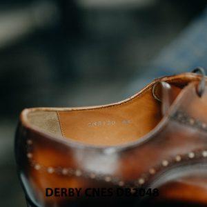 Giày tây nam mũi vuông Derby CNES DB2048 006