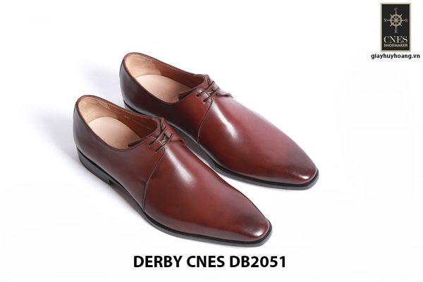 Giày tây nam da trơn Derby CNES DB2051 005