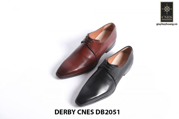 Giày tây nam da trơn Derby CNES DB2051 004
