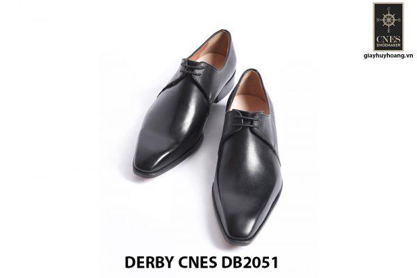 Giày tây nam da trơn Derby CNES DB2051 001