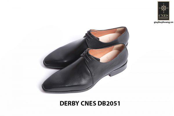 Giày tây nam da trơn Derby CNES DB2051 002