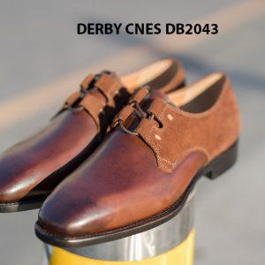 Giày tây nam da lộn Derby CNES DB2043 001