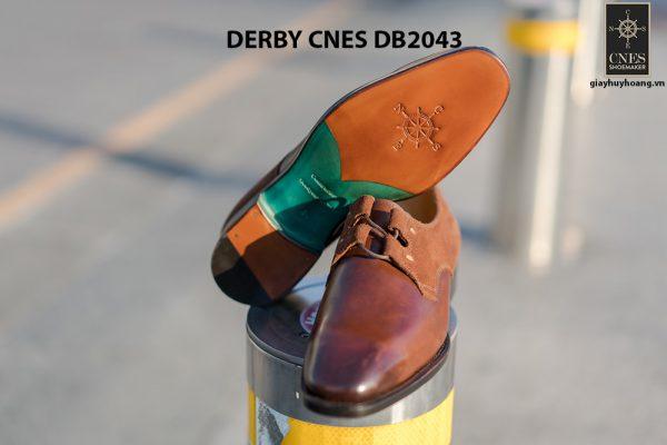 Giày tây nam da lộn Derby CNES DB2043 003