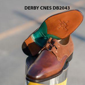 Giày tây nam da lộn Derby CNES DB2043 002