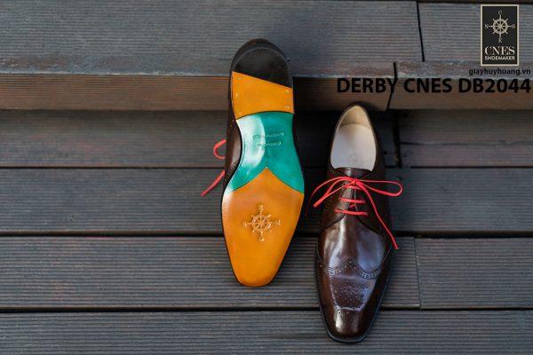 Giày tây nam Derby Wingtip CNES DB2044 006