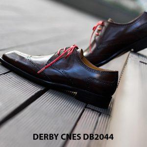 Giày tây nam Derby Wingtip CNES DB2044 005