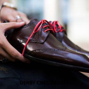 Giày tây nam Derby Wingtip CNES DB2044 002