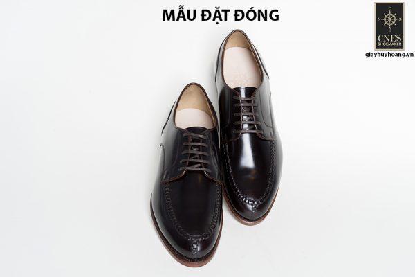 [Outlet size 43] Giày tây nam trẻ trung Derby Cnes CNS69 001