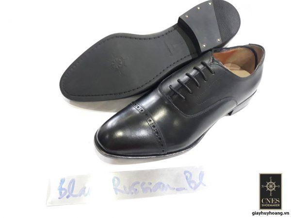 [Outlet size 37] Giày tây nam Oxford Captoe Cnes RUSSIAN 002