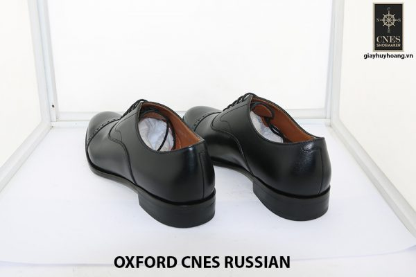 [Outlet size 37] Giày tây nam Oxford Captoe Cnes RUSSIAN 006
