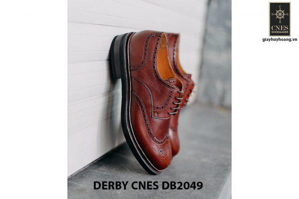 Giày tây nam Wingtip Derby CNES DB2049 005