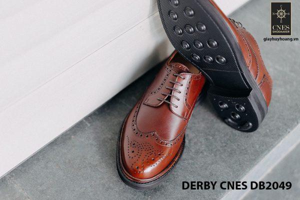 Giày tây nam Wingtip Derby CNES DB2049 004