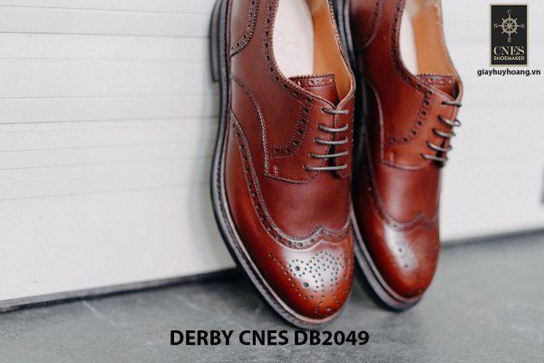 Giày tây nam Wingtip Derby CNES DB2049 003