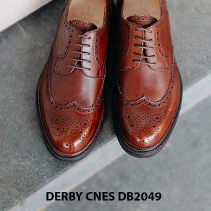 Giày tây nam Wingtip Derby CNES DB2049 002