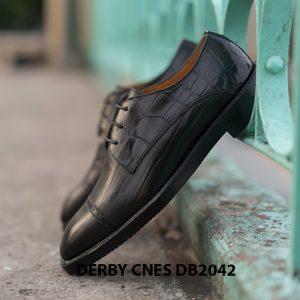 Giày tây nam Captoe Derby CNES DB2042 003