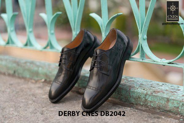 Giày tây nam Captoe Derby CNES DB2042 002