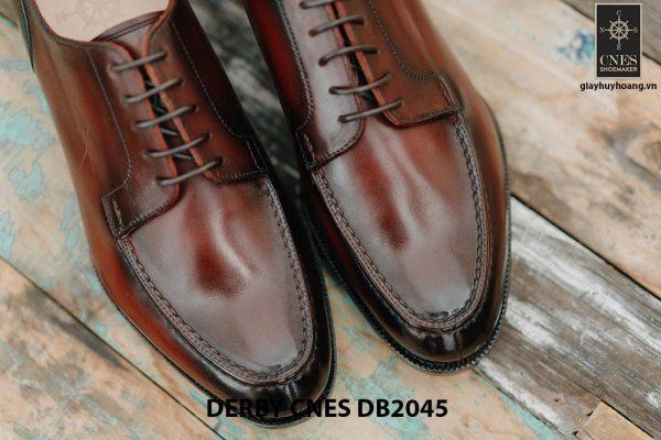 Giày da nam cột dây Derby CNES DB2045 004