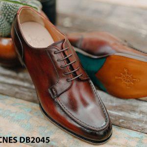 Giày da nam cột dây Derby CNES DB2045 003