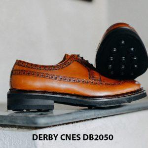 Giày da nam có dây Derby CNES DB2050 005