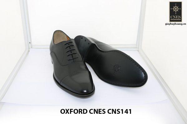 [Outlet size 43] Giày tây nam cổ điển Oxford Cnes CNS141 007