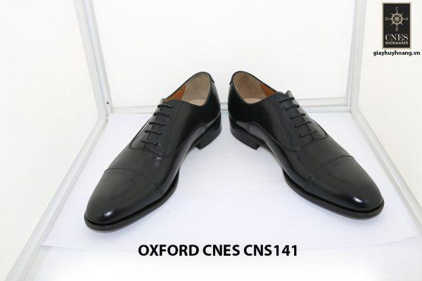 [Outlet size 43] Giày tây nam cổ điển Oxford Cnes CNS141 006