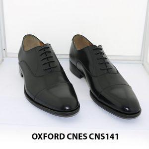 [Outlet size 43] Giày tây nam cổ điển Oxford Cnes CNS141 005