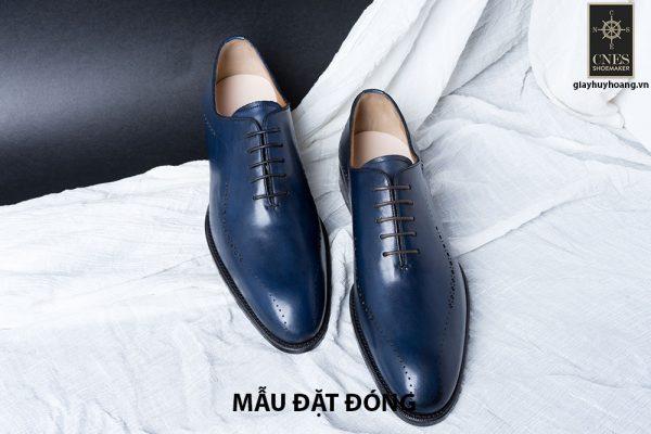 [Outlet size 39] Giày da nam Oxford Cnes ORC6 001