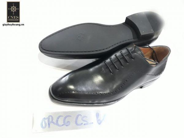 [Outlet size 39] Giày da nam Oxford Cnes ORC6 002