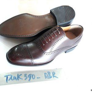 [Outlet size 42] Giày tây nam Brogues Oxford Cnes Tank390 001
