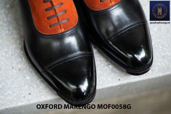 [Outlet size 41] Giày tây nam 2 màu Oxford Marengo MOF0058G 004