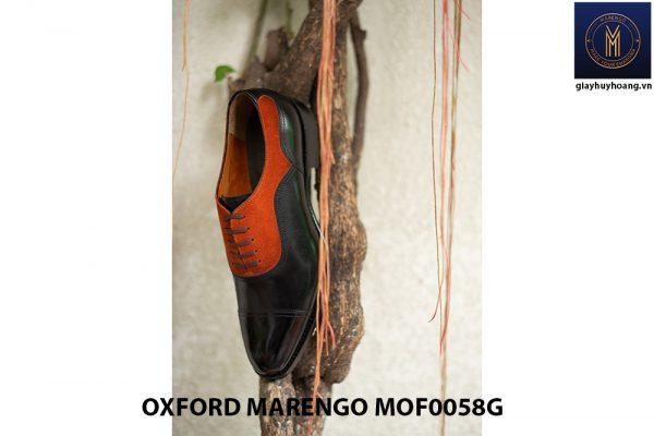 [Outlet size 41] Giày tây nam 2 màu Oxford Marengo MOF0058G 002