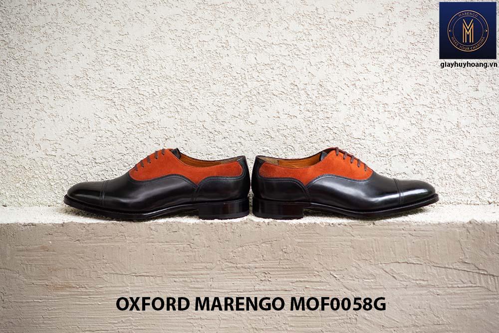 [Outlet size 41] Giày tây nam 2 màu Oxford Marengo MOF0058G 001