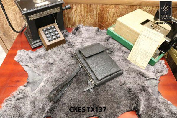 Túi đeo thắt lưng thời trang nam CNES TX137 001