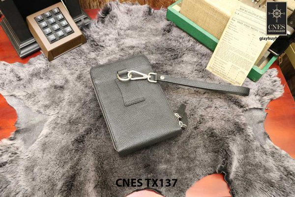 Túi đeo thắt lưng thời trang nam CNES TX137 002