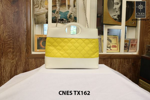 Túi xách nữ cao cấp da bê CNES TX162 003