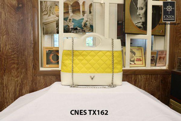 Túi xách nữ cao cấp da bê CNES TX162 001