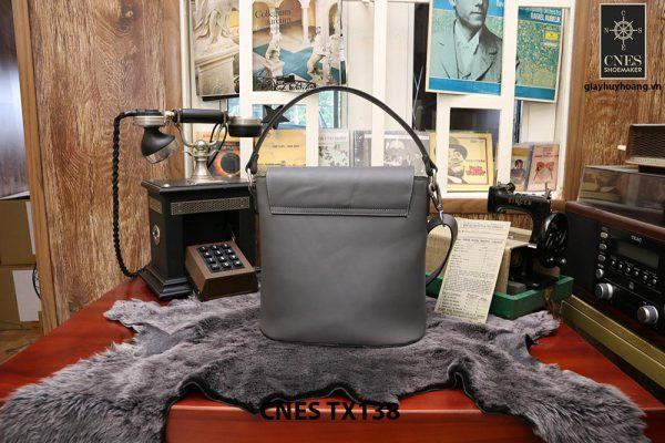 Túi xách thời trang nữ CNES TX138 màu xám 002