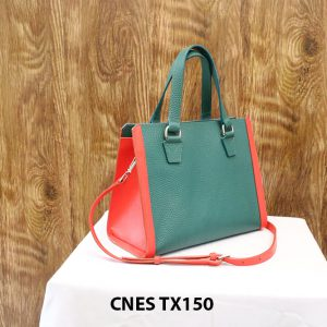 Túi xách nữ da hột CNES TX150 002