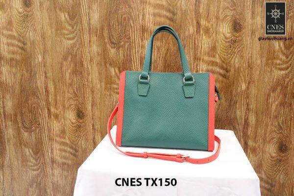 Túi xách nữ da hột CNES TX150 001