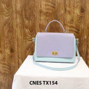 Túi xách da bê đẹp cho nữ CNES TX154 001