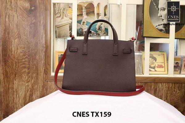 Túi xách công sở nữ đẹp da bê CNES TX159 003