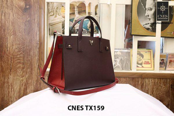Túi xách công sở nữ đẹp da bê CNES TX159 002