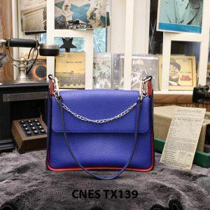 Túi xách da bê nữ CNES TX139 001