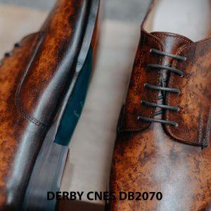 Giày da nam đánh Patina Derby CNES DB2070 007